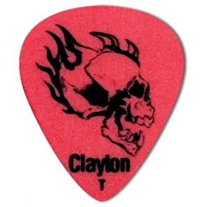 Steve Clayton™ Demonized Skulls Pick: Thin, 12 Pieces