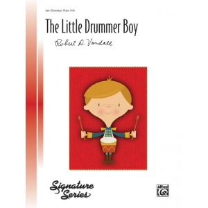 Alfred Music The Little Drummer Boy: Sheet, Late Elementary