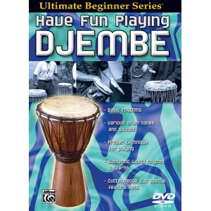 Alfred Music Ultimate Beginner Series: Have Fun Playing Djembe
